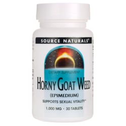 Source NaturalsHorny Goat Weed