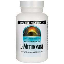 Source NaturalsL-Methionine