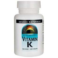 Source NaturalsVitamin K
