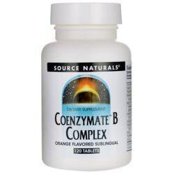 Source NaturalsCoenzymate B Complex - Orange Flavored