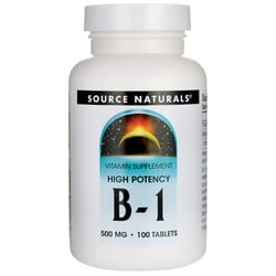 Source NaturalsHigh Potency B-1