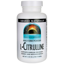 Source NaturalsL-Citrulline