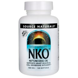 Source NaturalsNKO Neptune Krill Oil