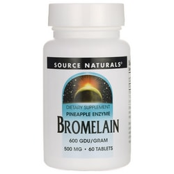Source NaturalsBromelain