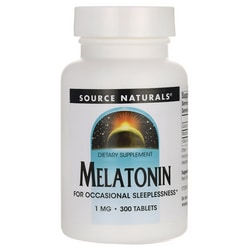 Source NaturalsMelatonin