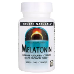 Source NaturalsMelatonin - Orange