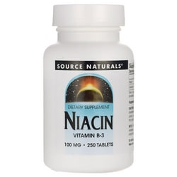 Source NaturalsNiacin Vitamin B-3