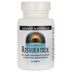 Source NaturalsResveratrol
