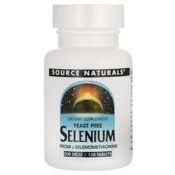 Source NaturalsSelenium - Yeast Free