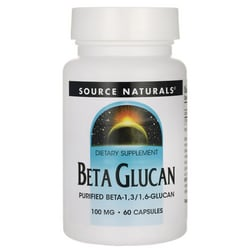 Source NaturalsBeta Glucan