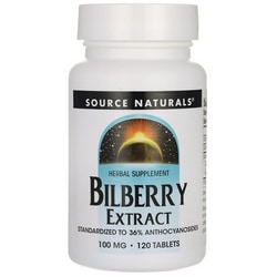 Source NaturalsBilberry Extract