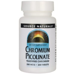 Source NaturalsChromium Picolinate