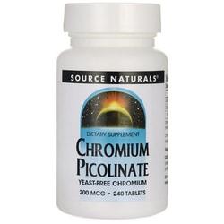 Source NaturalsChromium Picolinate