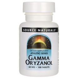 Source NaturalsGamma Oryzanol