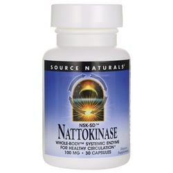 Source NaturalsNSK-SD Nattokinase