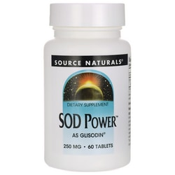 Source NaturalsSOD Power