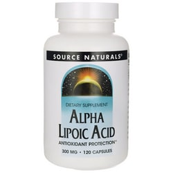 Source NaturalsAlpha Lipoic Acid