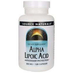 Source NaturalsAlpha Lipoic Acid