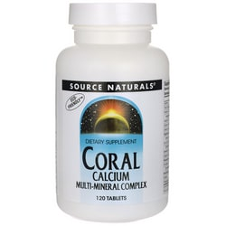 Source NaturalsCoral Calcium Multi-Mineral Complex