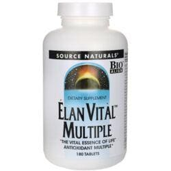 Source NaturalsElan Vital Multiple