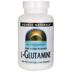 Source NaturalsL-Glutamine