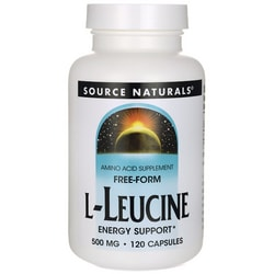 Source NaturalsFree-Form L-Leucine