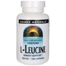 Source NaturalsFree-Form L-Leucine