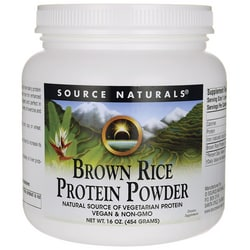 Source NaturalsBrown Rice Protein Powder