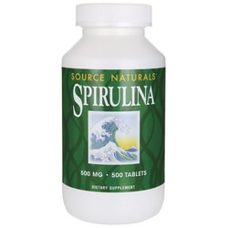 Source NaturalsSpirulina