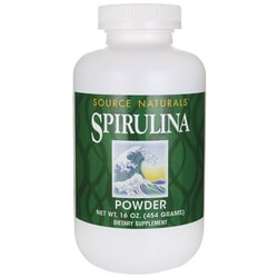 Source NaturalsSpirulina Powder