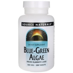 Source NaturalsBlue-Green Algae