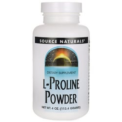 Source NaturalsL-Proline Powder