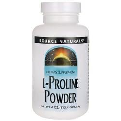 Source NaturalsL-Proline Powder