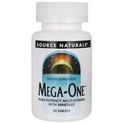 Source NaturalsMega-One