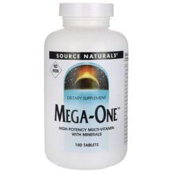 Source NaturalsMega-One - No Iron