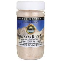 Source NaturalsCrystal Balance Himalayan Rock Salt
