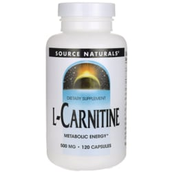 Source NaturalsL-Carnitine