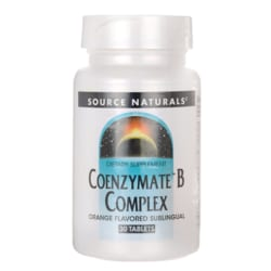 Source NaturalsCoenzymate B Complex - Orange
