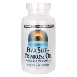 Source NaturalsFlax Seed-Primrose Oil