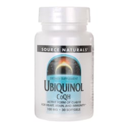 Source NaturalsUbiquinol CoQH