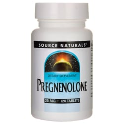 Source NaturalsPregnenolone
