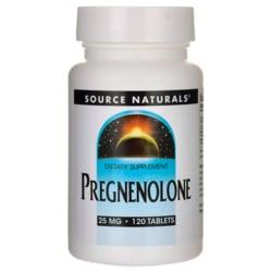 Source NaturalsPregnenolone