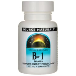 Source NaturalsB-1 Thiamin