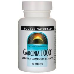 Source NaturalsGarcinia 1000