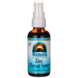 Source NaturalsWellness Zinc Throat Spray - Berry Flavor