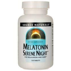 Source NaturalsMelatonin Serene Night