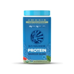 SunwarriorWarrior Blend Plant-Based Organic Protein - Natural