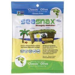 SeaSnaxSeaSnax Classic Olive 5 Sheets