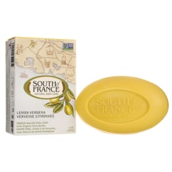 South of FranceFrench Milled Oval Soap - Lemon Verbena