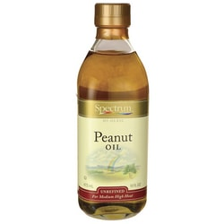 Spectrum Essentials Peanut Oil